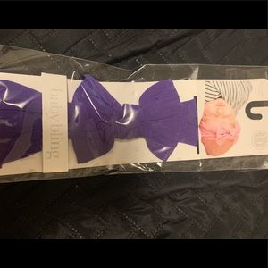 Baby bling bow new in package